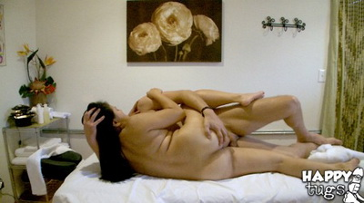 Asian Massage Porn Sex Tape